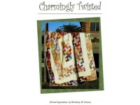 "Charmingly Twisted - 224 x 5"" Charm Squares by Kimberly Camou"